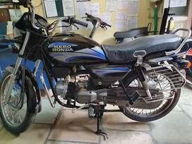 Hero Honda Splendor in excellent condition