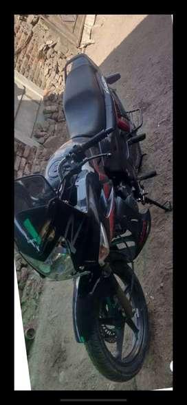 Hero karizma R 2014 black sports bike