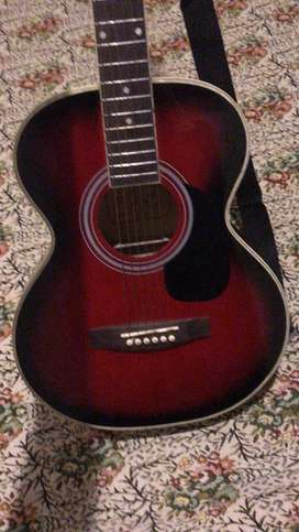 Acoustic guitar lush condition