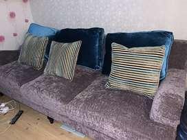 Rosewood 3seater sofa