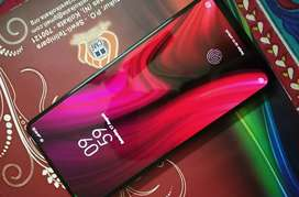 Redmi k 20 Pro it's available like new condition