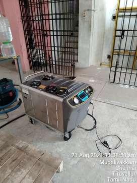 Car Steam wash machine