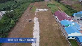 Tanah Murah Dekat Pasar Induk Medan