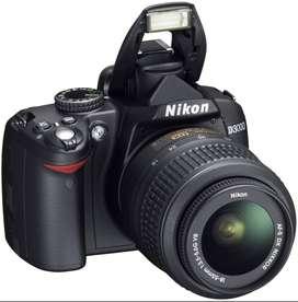 Nikon D3000 mint Condition