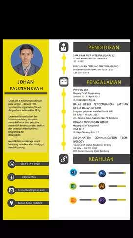 Cari pekerjaan administrasi atau IT Support