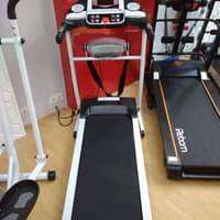 Elektrik treadmil made in fit class >> Venice