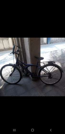 Bicycle Blue colour