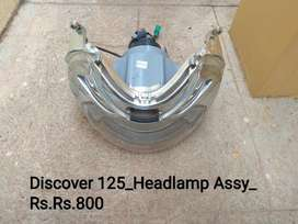 Spare Parts _ Discover 125 Motor Cycle