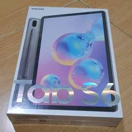 Samsung Galaxy Tab S6 Grey 6/128GB Bisa Cash dan Kredit Tanpa CC