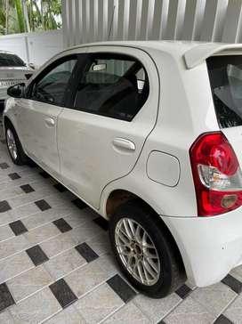 Toyota Etios Liva 2015 Diesel Well Maintained