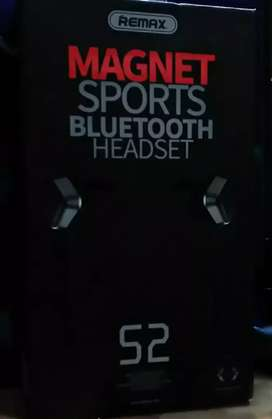 Bluetooth Headset Sports Magnet (Free Delivery)