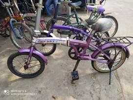Sepeda lipat uk 16
