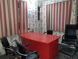 Call me for A fully furnished office in Boring Road Chauraha .