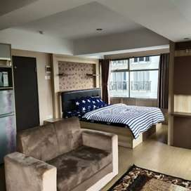 Sewa apartemen harian kosan type 40 murah meriah