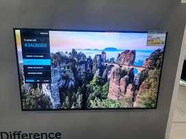 Promo tv 43 inc samsung smart tv