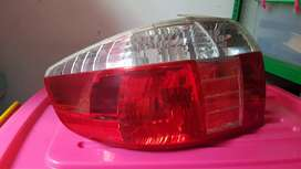 Lampu belakang vios 2005