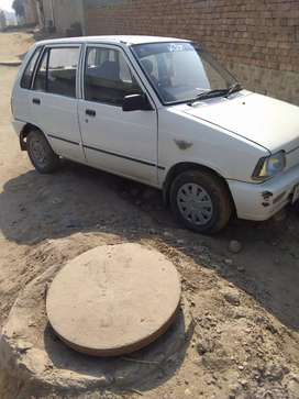 Mehran sell krni ha