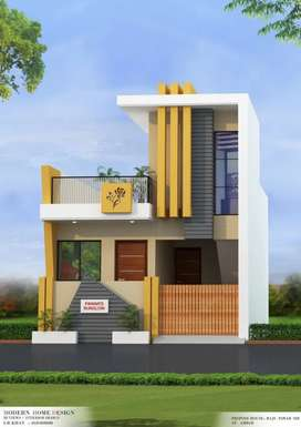 25X45 112Gaj 2Bedroom set house Shanti Vihar Ajabpur