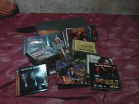 DVD merk PIONEER no minus fullset + kaset asli no bajakan