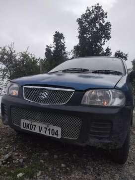 Alto STD 2008 Model, Blue Colour Sell, Exchange with any car or pickup