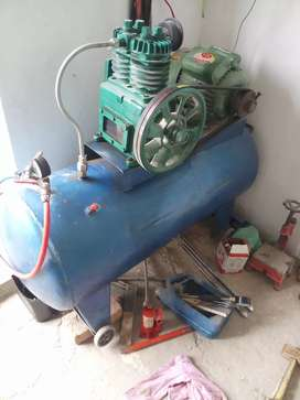 Tyre shop saman for sale or contract