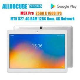 M5X Pro 4G LTE 128GB X27 DecaCore 2560 x 1600 Android 8 Oreo