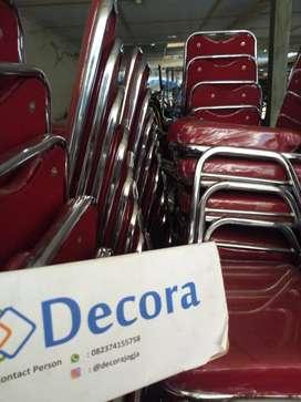 kursi susun bisa request warna jok