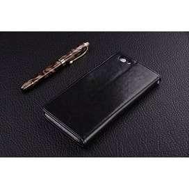 Flip Vivo Y71 Wallet Leather Dompet Kulit Cover Case Casing Card Kartu