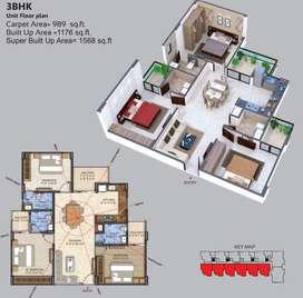 Golden opportunity to buy, Luxury Apartment in Vaishali nagar