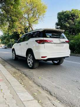 Toyota Fortuner 2019 Diesel Well Maintained