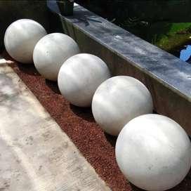 Bola taman teraso Diameter 30cm Untuk Dekorasi Trotoar