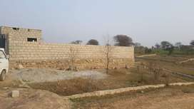 1 room rest house under construction