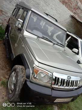 Mahindra Scorpio LX BS-III, 2011, Diesel