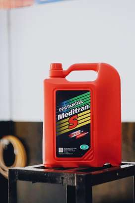 Oli Pertamina Diesel Meditran S SAE 40 10 liter