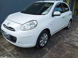 Nissan MARCH 1.2CC Manual 2013