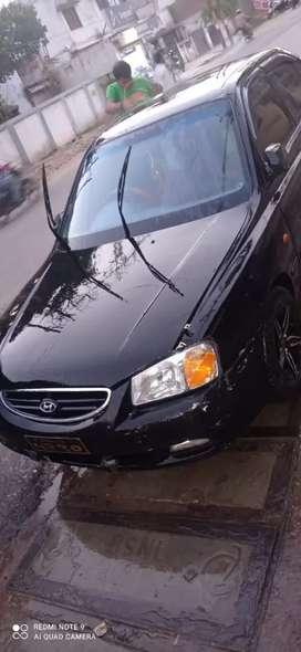 Hyundai Accent 2004 Petrol 63000 Km Driven