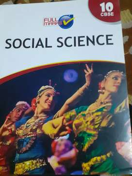 Full marks guide class 10 th social science cbse board