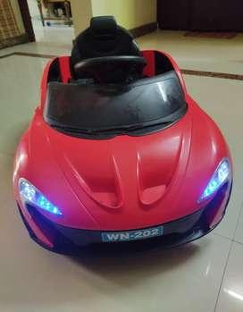 Ride on ferrari car for kids