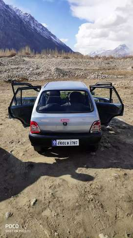 Maruti in good condition available in nubra