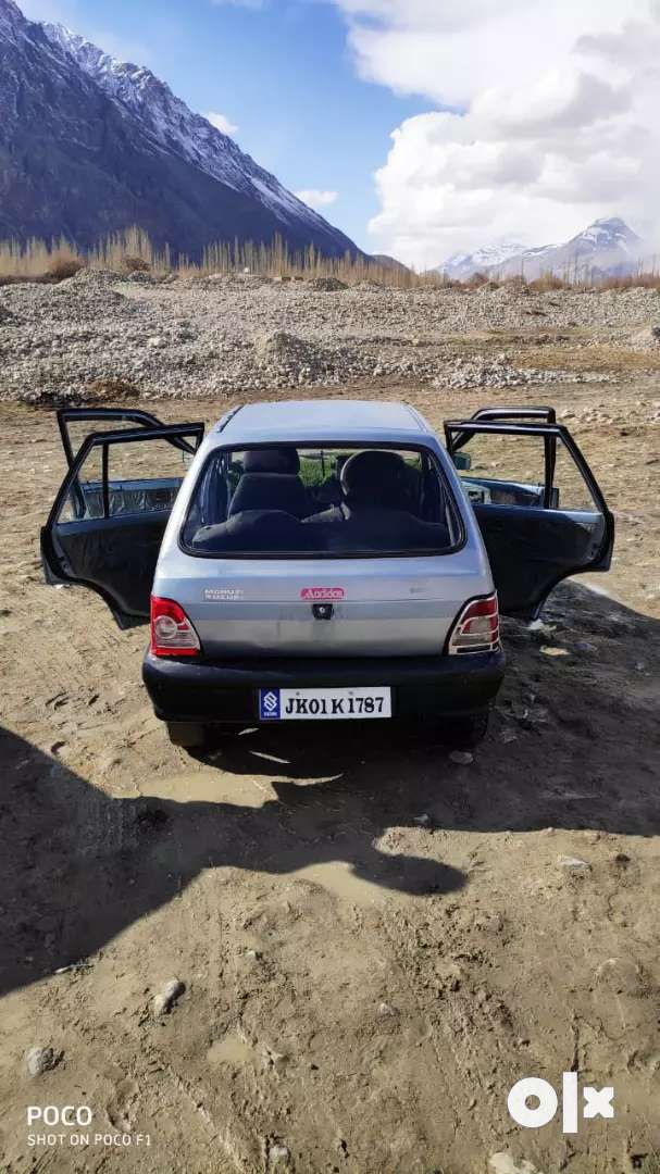 Maruti in good condition available in nubra 0