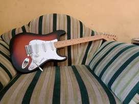 Gitar Fender strato kastem
