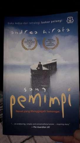 Buku novel andrea hirata sang prmimpi