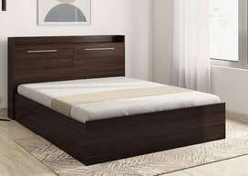 Factory open- Buy new Single bed 1840, Double bed 3640/-