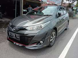 All New Yaris S 1.5 CVT TRD Sportivo 2018 New Like