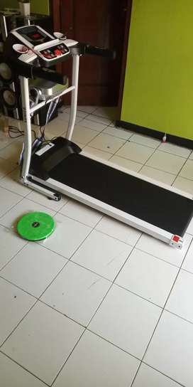 New Treadmill elektrik Venice 10 speed cocok untuk dirumah