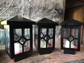 Lampu hias pilar minimalis (home industri)
