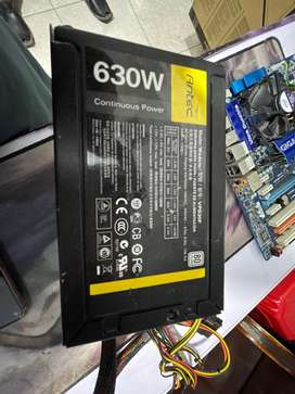 Gaming powerSupply 650W 750W 850W