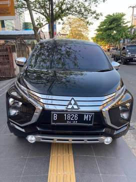 Mitsubishi xpander 1.5 ultimate A/T 2018 hitam