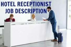 Reception Manager Required