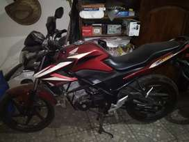 Dijual Honda CB 150 R